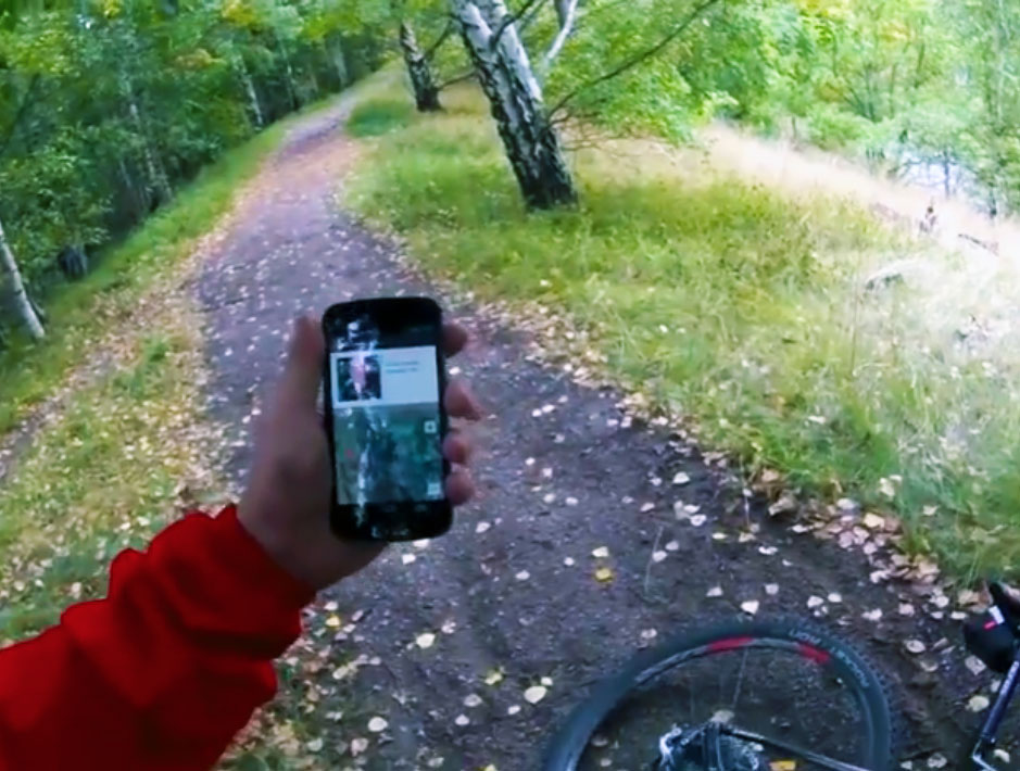 Xsafe – an safety app for outdoor sports